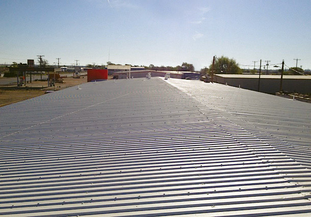 Conklin System For Metal Roofs Grandview Roofing Systems